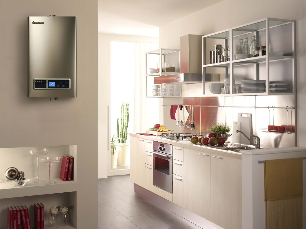 Как спрятать газовую трубу на кухне: 10 вариантов с фото, идей декорации газопровода