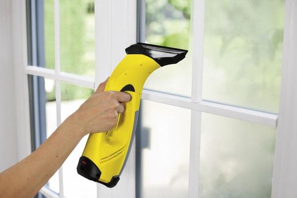 Выбор бытового стеклоочистителя для мытья окон