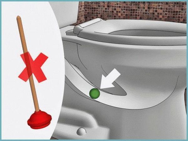 Как устранить засор унитаза чем и как прочистить засорившийся слив в домашних условиях