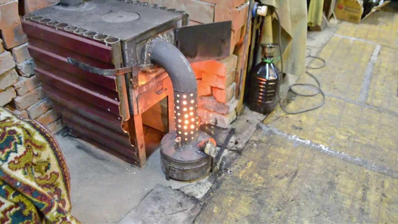 Критерии выбора газовой печи для отопления дачи