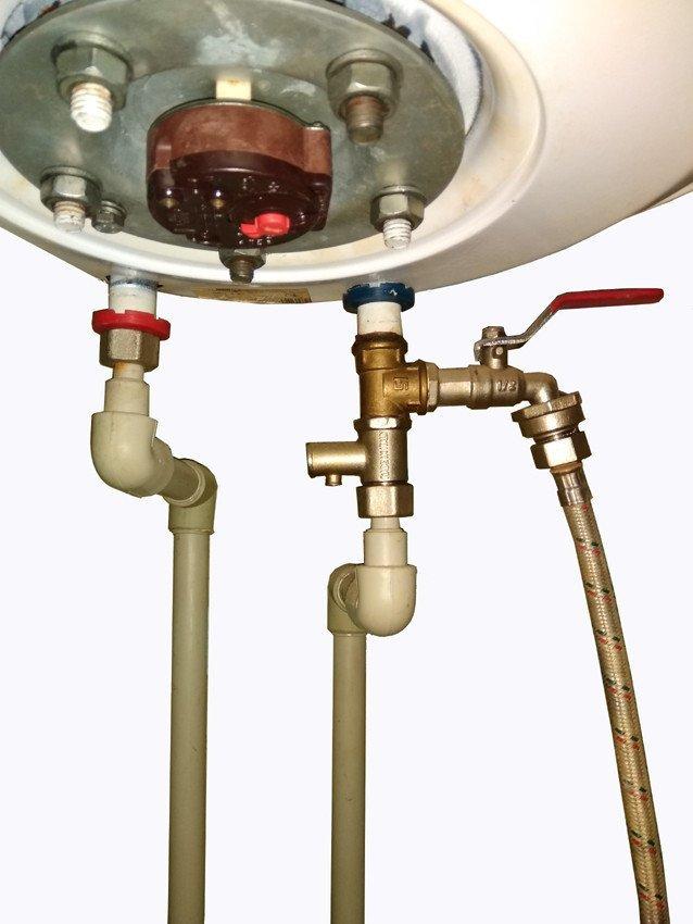 Как сливать воду с водонагревателя термекс и аристон, зачем нужно и как сделать это правильно?
