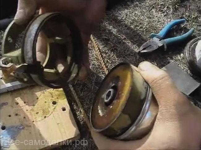 Ремонт насоса водолей своими руками: как разобрать прибор
