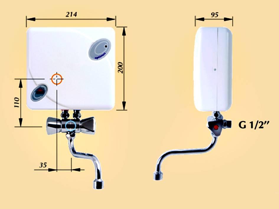 Что лучше бойлер или проточный водонагреватель