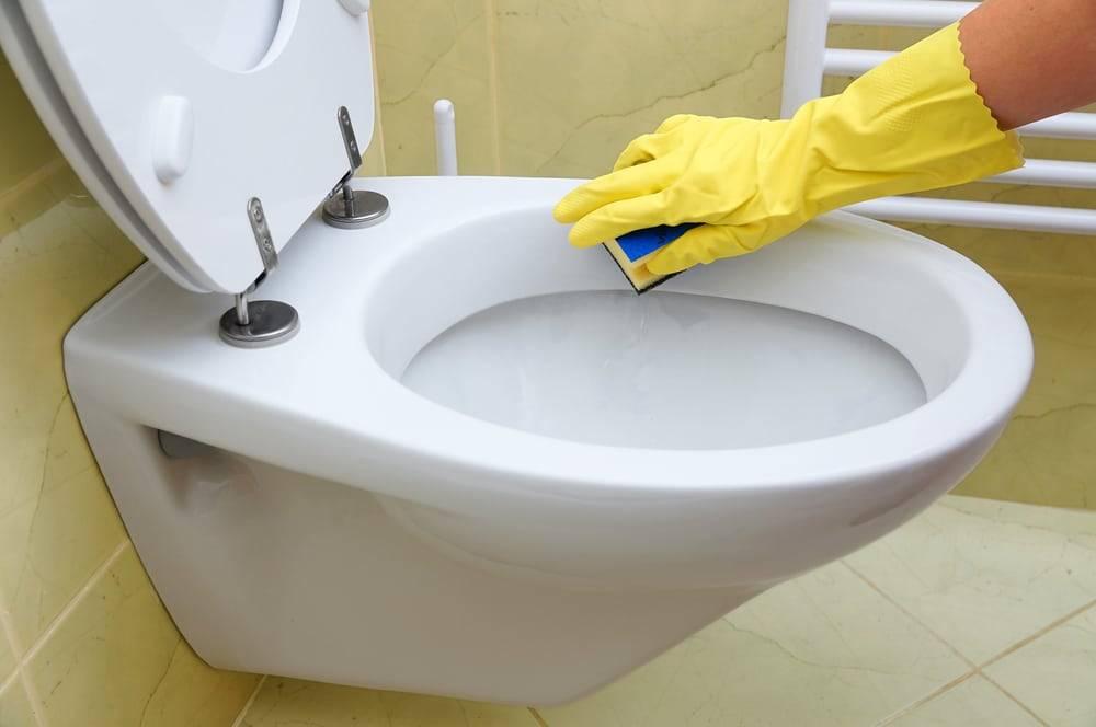 17 способов, как отмыть унитаз от камня и желтого налета | строительный блог вити петрова