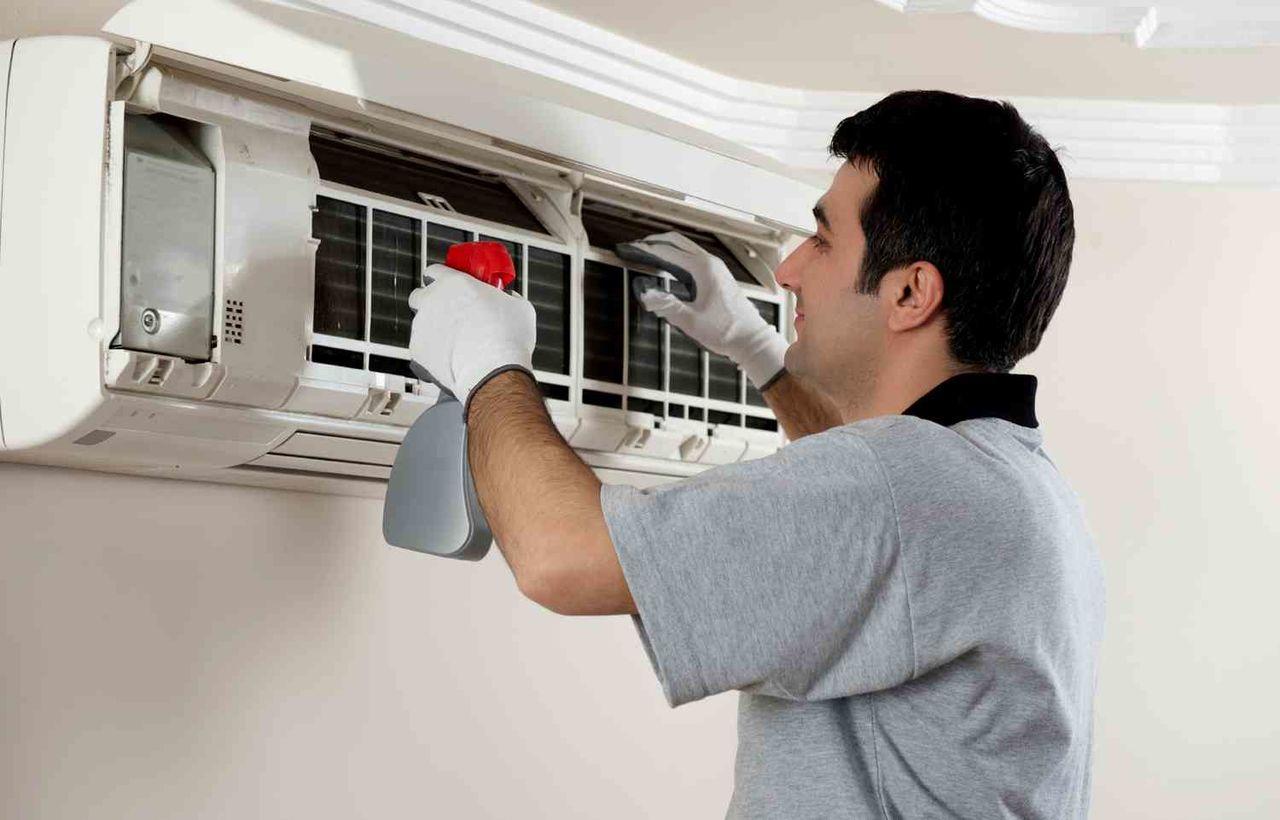 Обслуживание кондиционера: чистка, заправка и ремонт