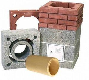 Какие требования предъявляются к керамическим дымоходам