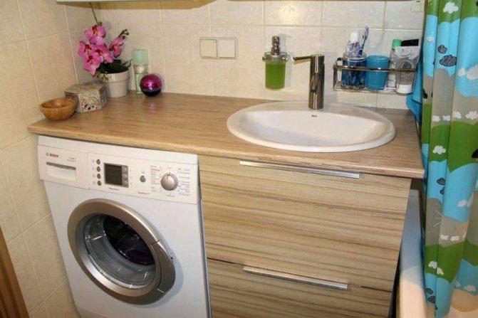 Раковина над стиральной машиной: стиралка под раковиной в ванной, установка с боковым сливом, как поставить накладную раковину, как установить своими руками, как разместить