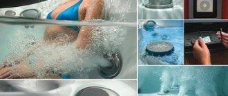 Как очистить гидромассажную ванну