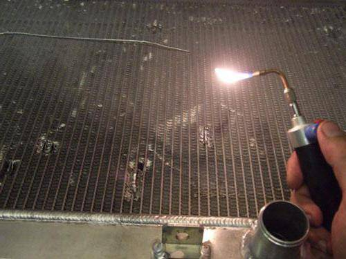 Как запаять радиатор охлаждения своими руками: описание, схема и рекомендации