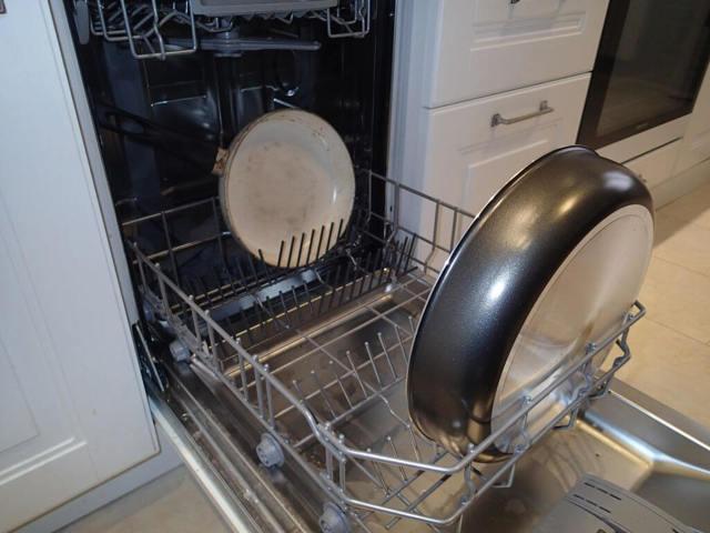Комплект посуды для посудомоечной машины - сколько это?
