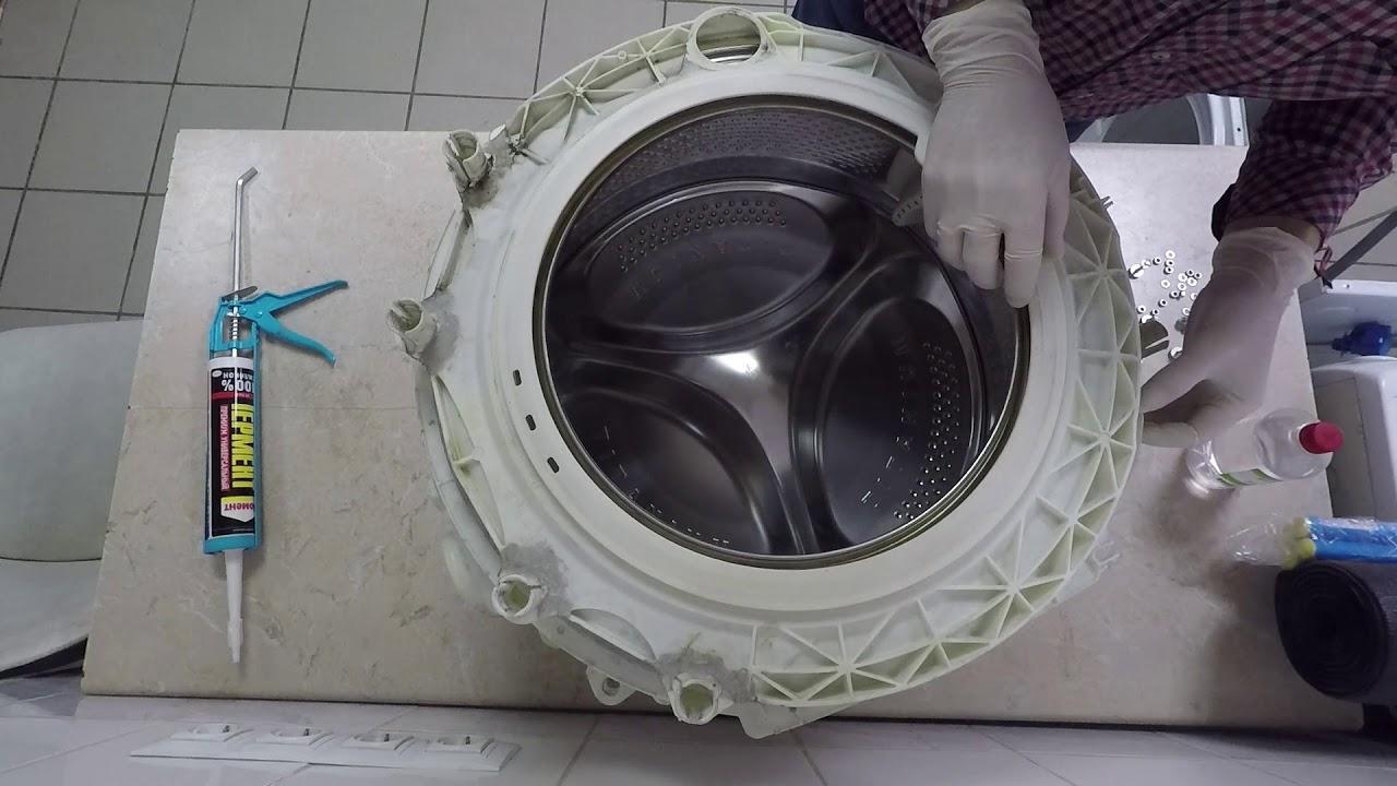 Как заменить подшипник в стиральной машине своими руками