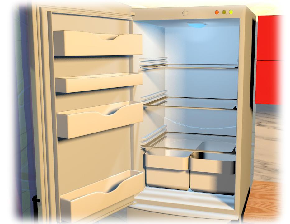 Почему в холодильнике atlant морозилка работает а холодильная камера нет