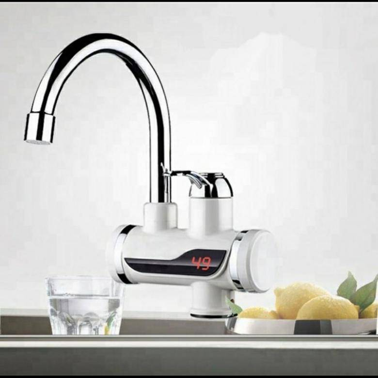 Кран-нагреватель проточной воды (видео)