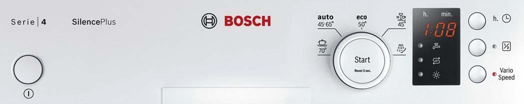 Ошибки стиральной машины bosсh: разбор неисправностей + рекомендации по их устранению