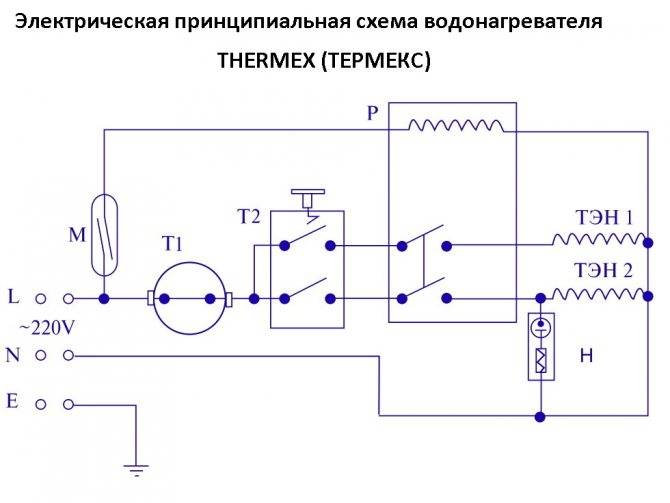 Секреты подключения проточного водонагревателя