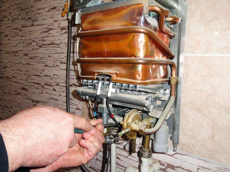 Ремонт газовой колонки «оазис» своими руками
