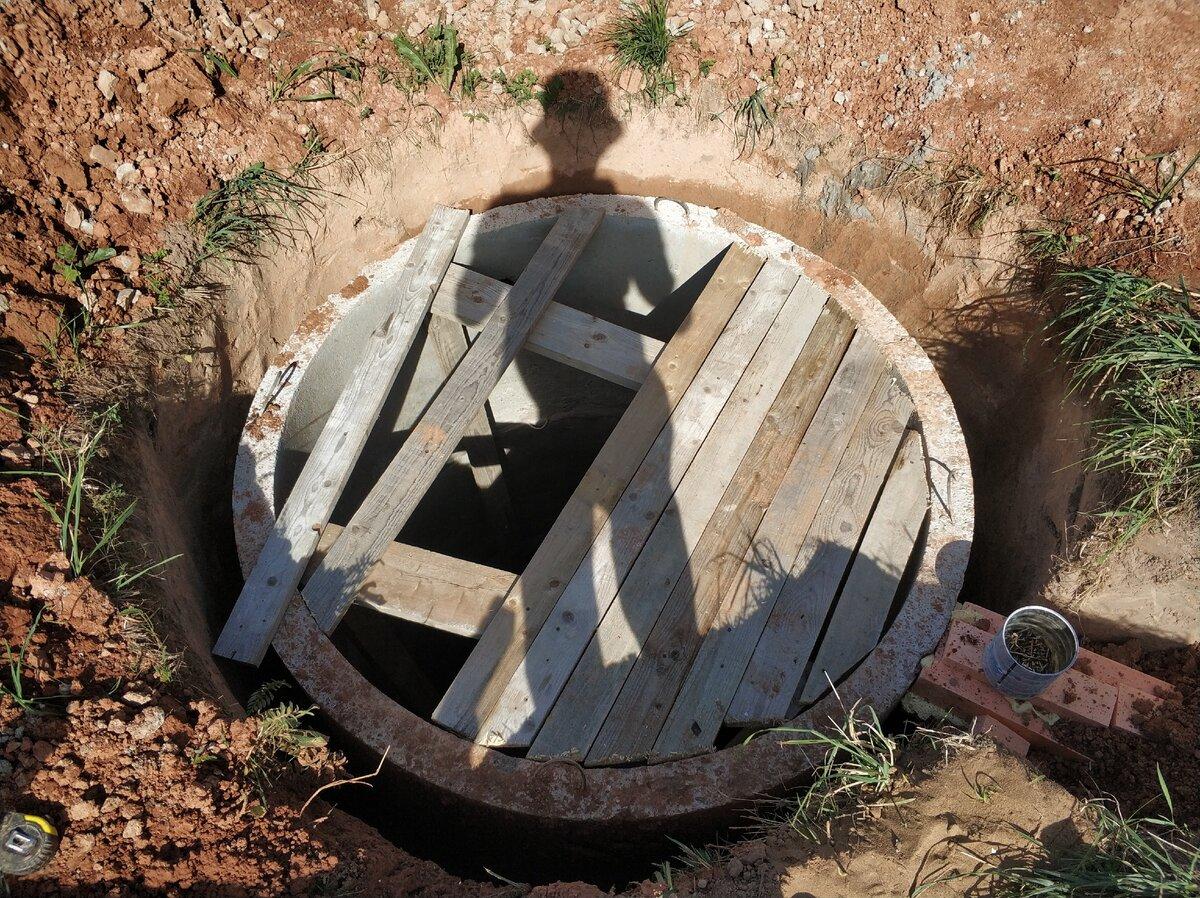 Выгребная яма своими руками: простые конструкции