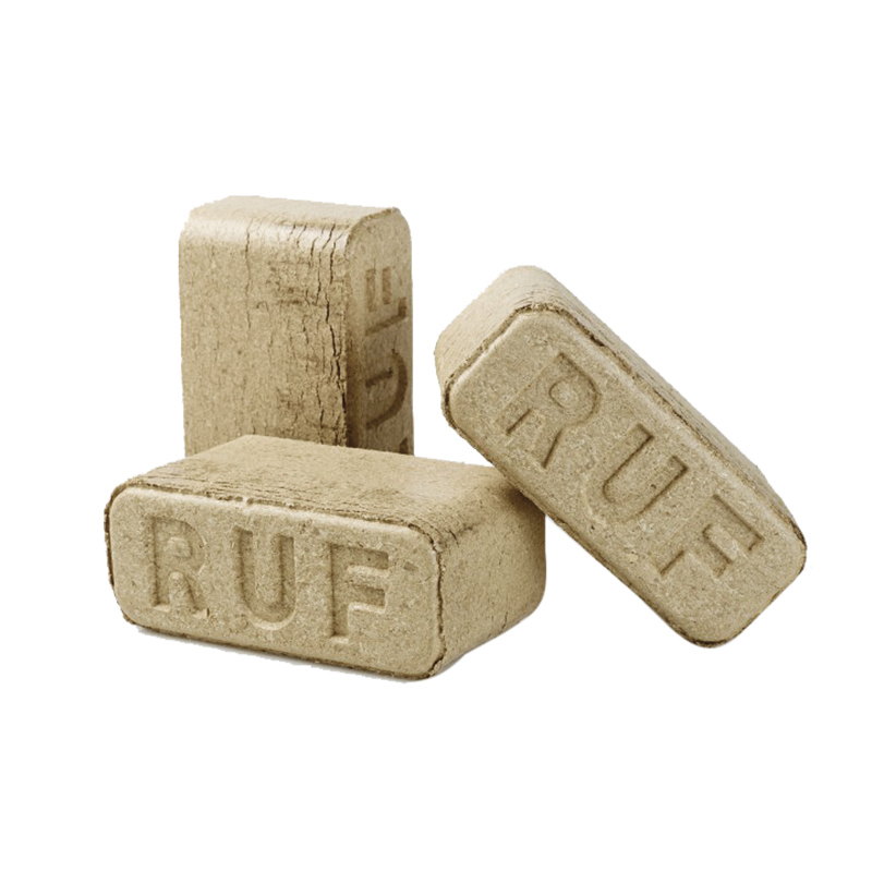 Топливные брикеты ruf (евродрава): особенности, отзывы