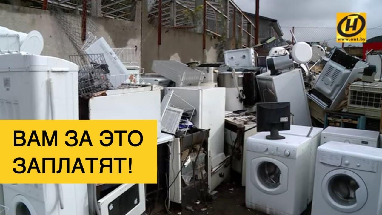 Куда сдать холодильник на утилизацию за деньги, другие бонусы и даром: 4 варианта