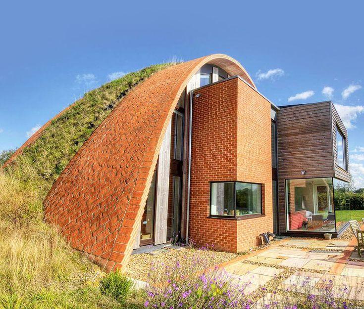 Лучшие экологические дома мира