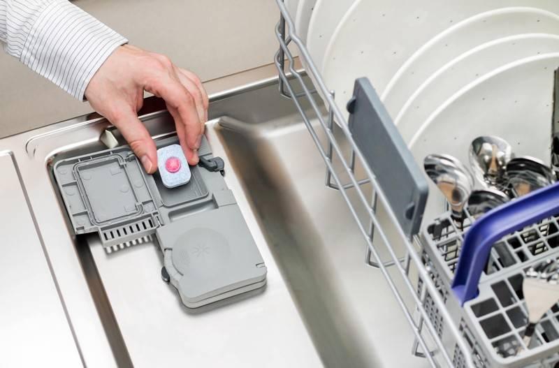 Как запустить посудомоечную машину bosch первый раз