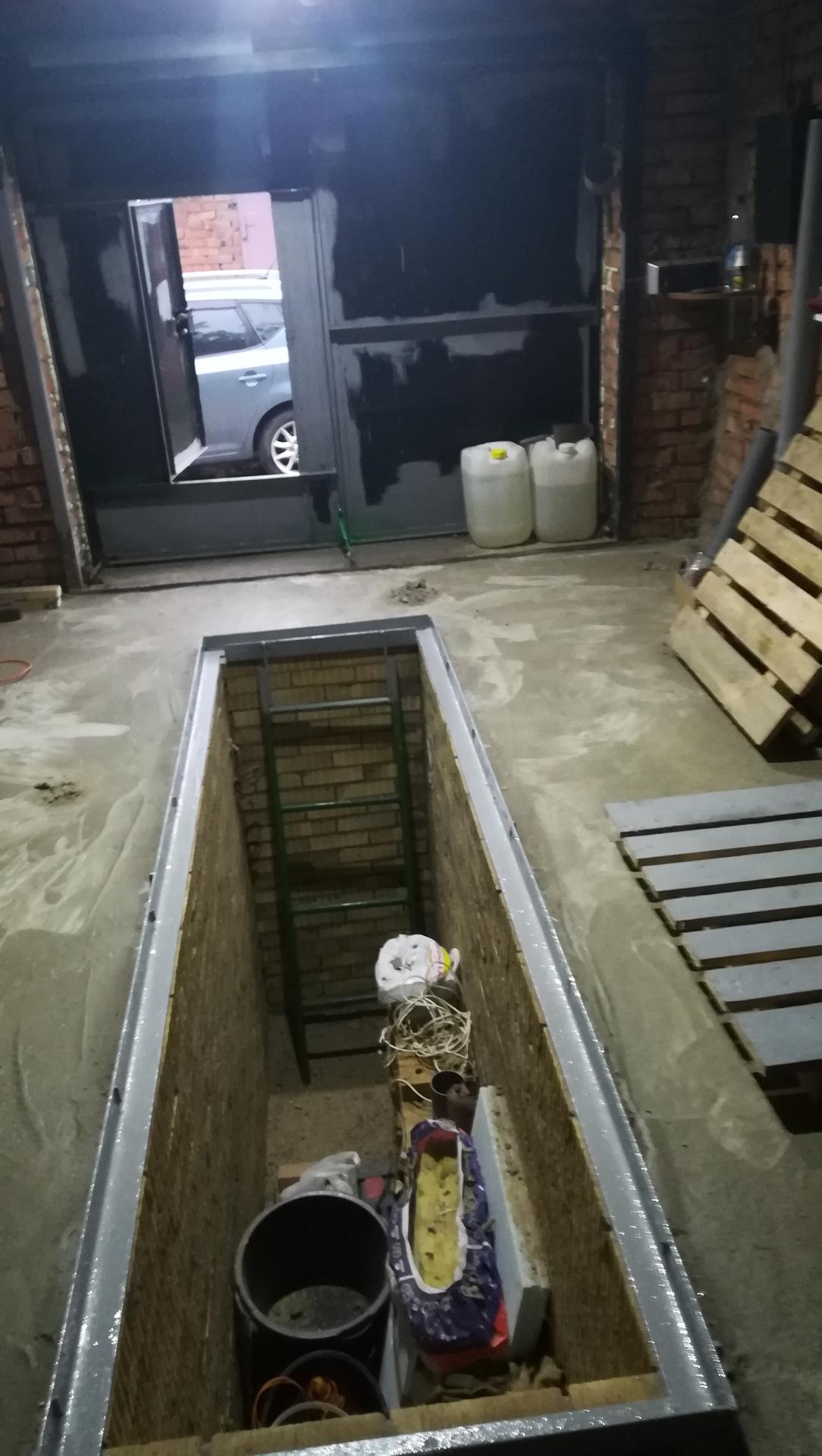 Как сделать яму в гараже своими руками - инструкция с фото и видео как сделать яму в гараже своими руками - инструкция с фото и видео