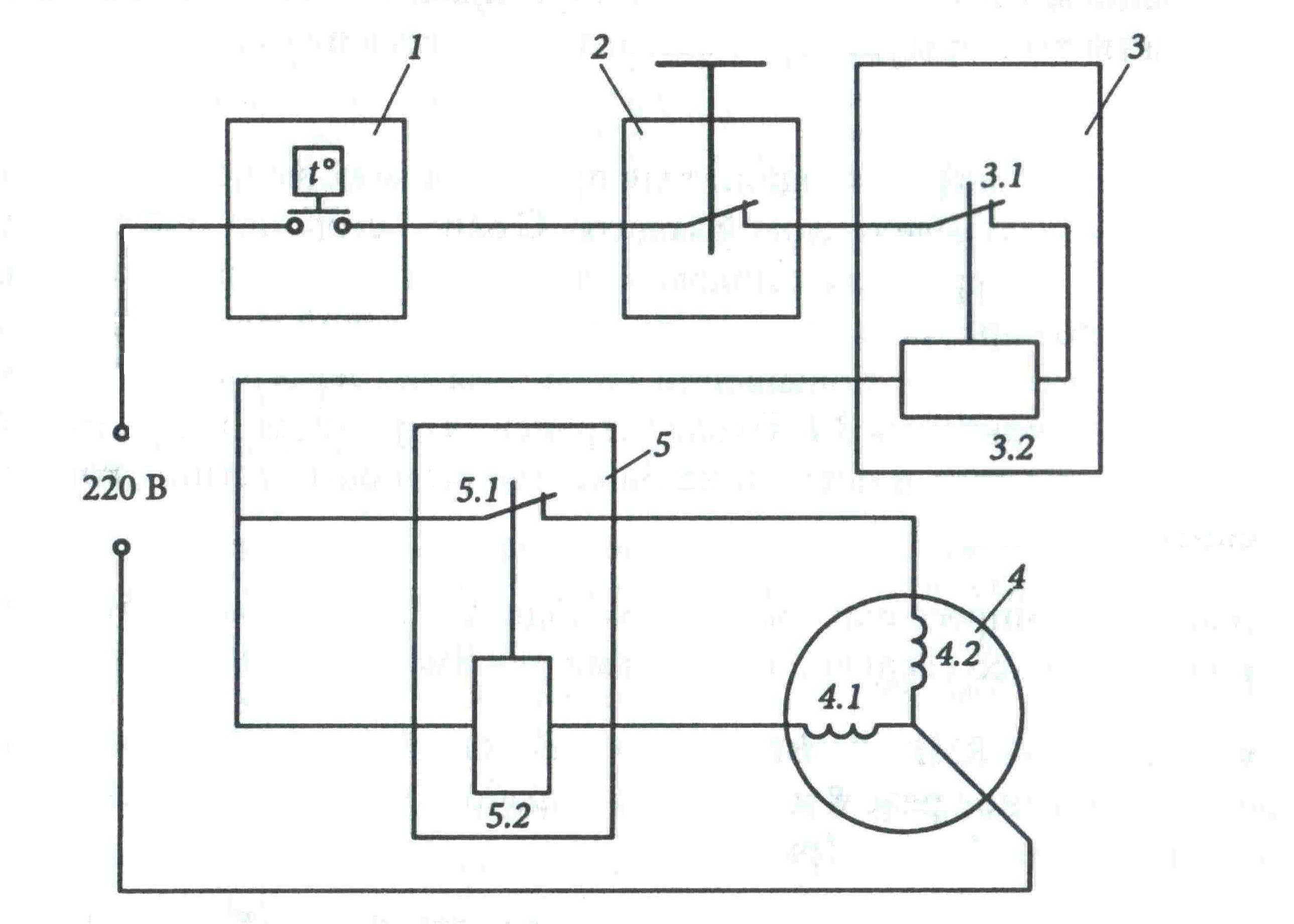 Электросхема холодильника: как взаимодействуют устройства для охлаждения и роль электроники в этом процессе