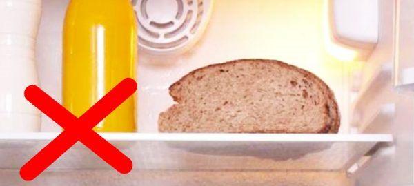 Хранить хлеб в холодильнике: почему нельзя и сколько нужно