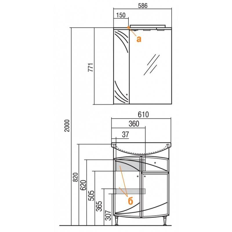 Как выбрать подвесную тумбу с раковиной для ванной комнаты — советы, фото и видео