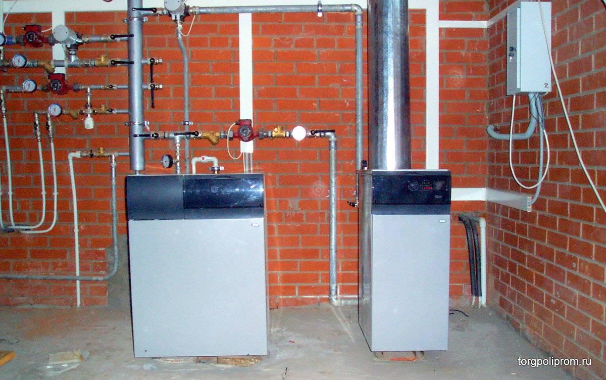 Индивидуальное отопление квартиры газовым котлом – особенности и выбор комплектующих