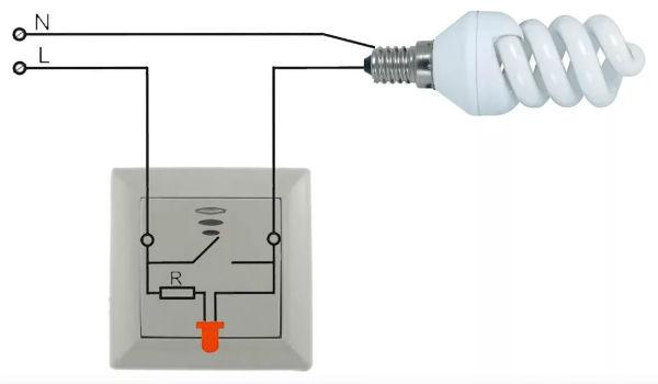 Почему мигает светодиодная лампа при выключенном выключателе: причины неисправности