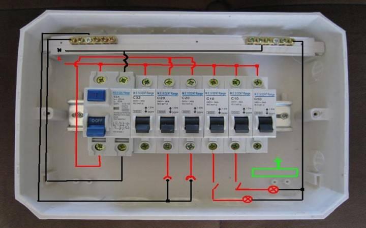 Замена и установка узо. стоимость, принцип работы и схема подключения узо.