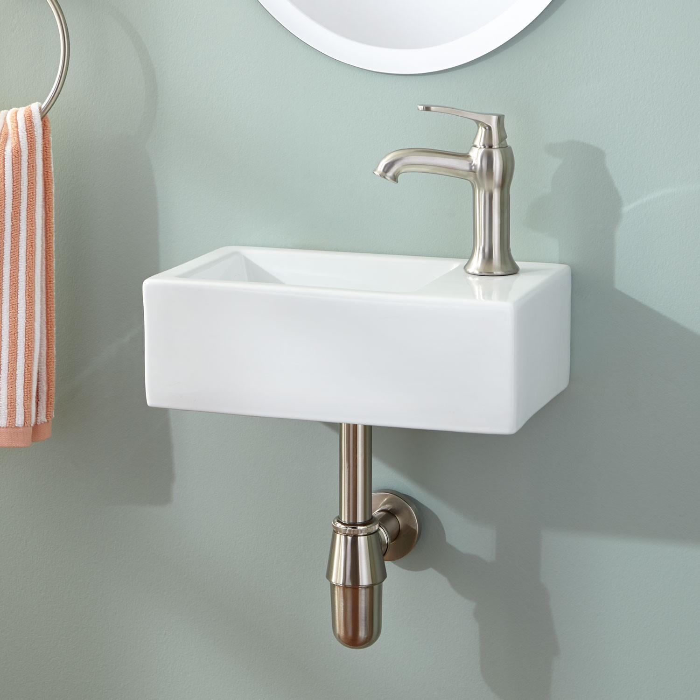 Как разместить все необходимое в маленькой ванной: 7 полезных советов и дизайнерских хитростей