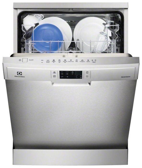 Посудомоечные машины электролюкс — модельный ряд продукции от electrolux
