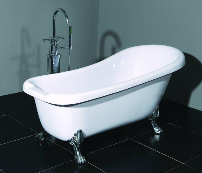 Как выбрать стальную ванну (45 фото): советы по выбору
