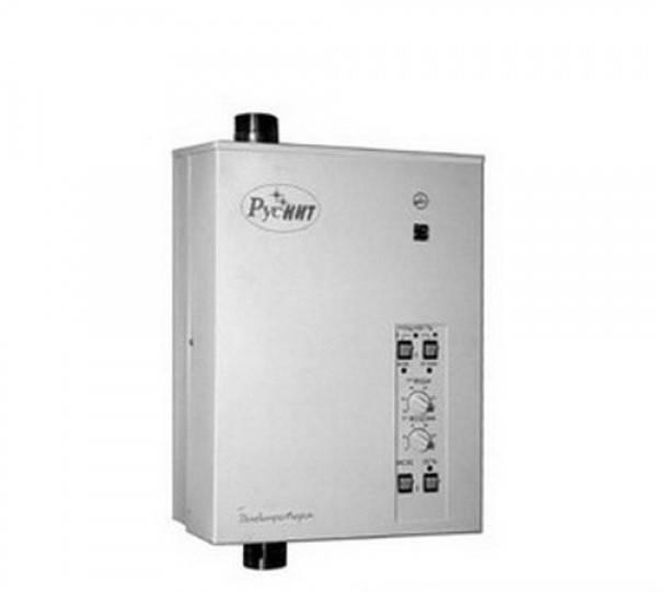Электрические котлы отопления руснит серий м и нм - технические характеристики