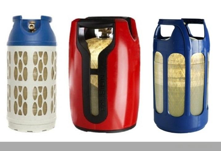 Композитный газовый баллон –  новое устройство для хранения сжиженного газа
