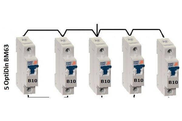 Селективность узо и автоматических выключателей