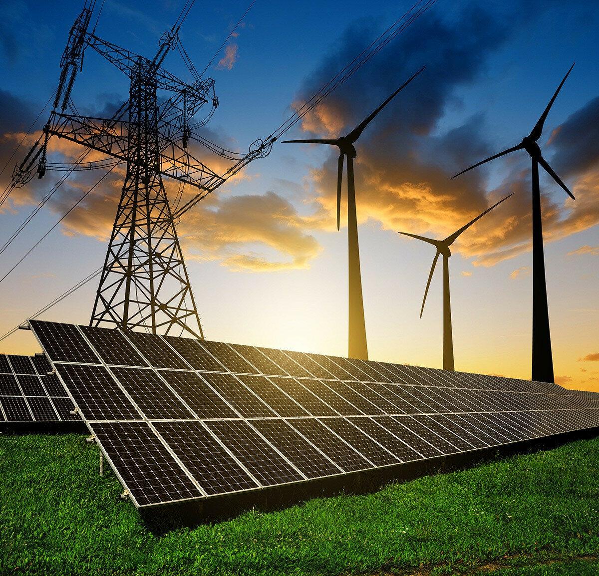 Виды альтернативных источников энергии