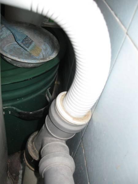 Подключение стиральной машины к канализации – все способы + видео
