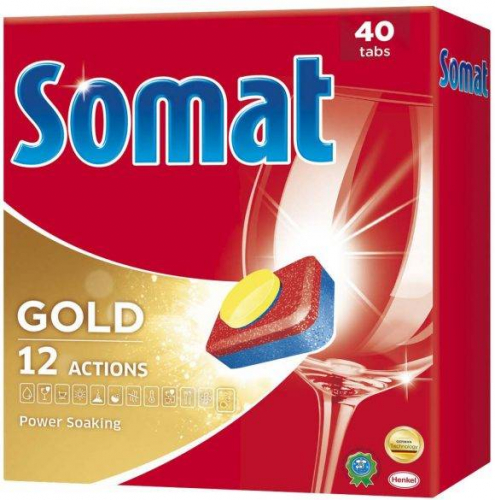 Somat для посудомоечных машин - отзывы