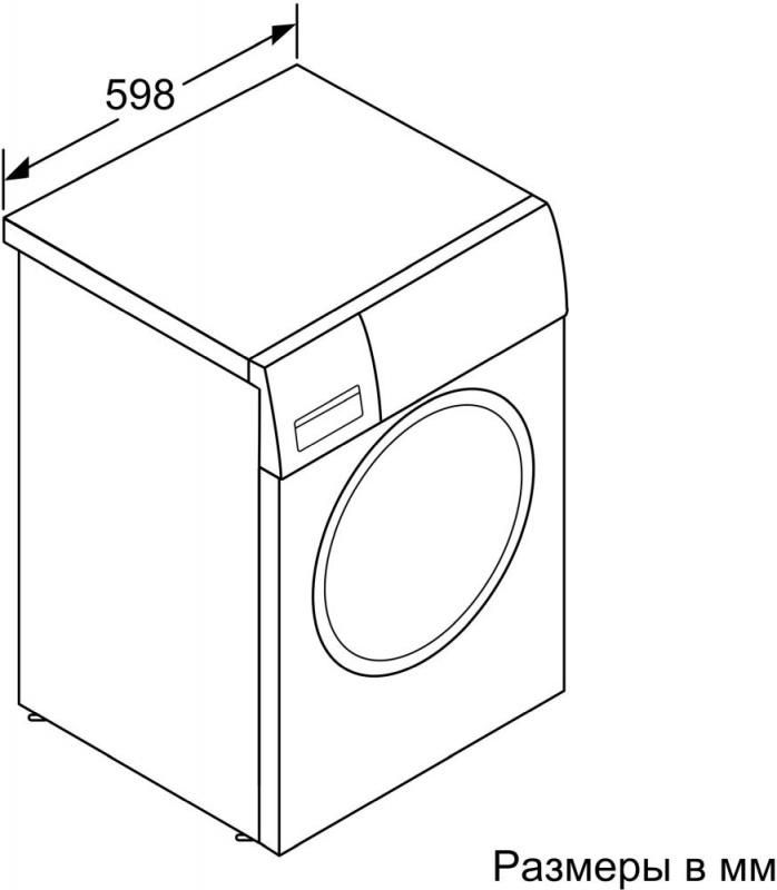 Размеры стиральных машин lg
