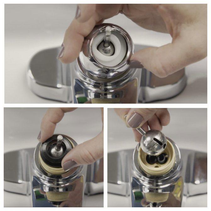 Самостоятельный ремонт однорычажного смесителя для кухни и ванной, как разобрать