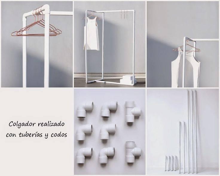 Какую мебель из пластиковых труб можно сделать своими руками