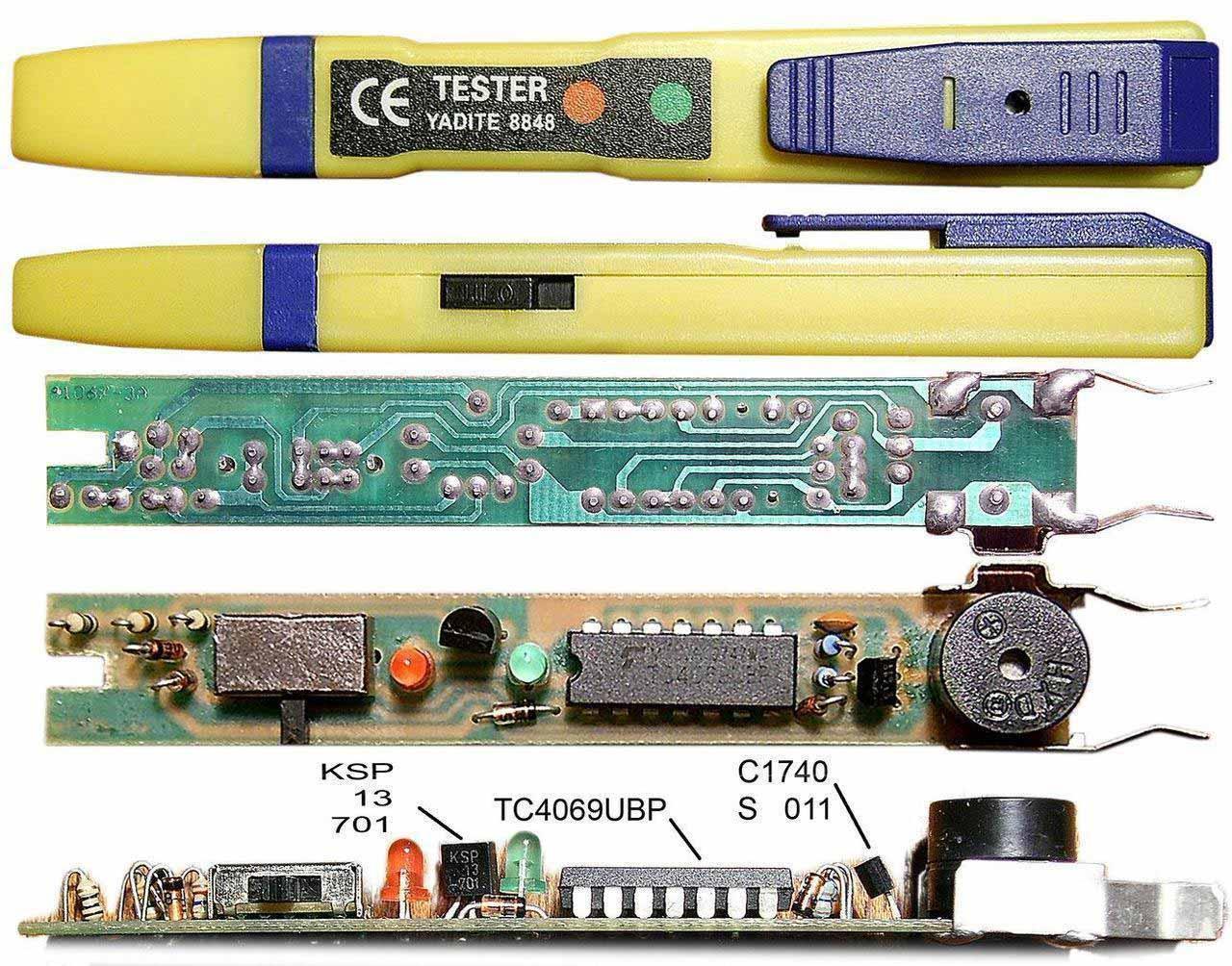 Прибор для обнаружения скрытой проводки: виды, выбор