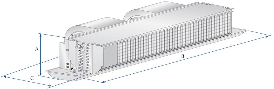 Что такое фанкойл — конструкция и монтаж вентиляторного доводчика