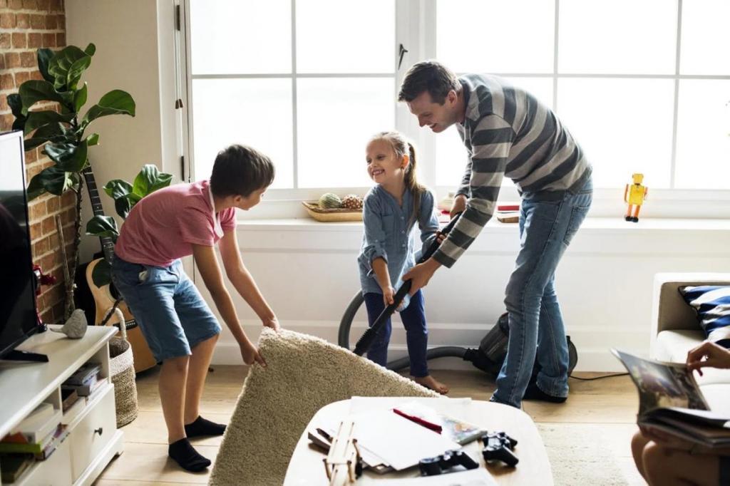 Генеральная уборка в квартире: простой чек-лист, чтобы вы ничего не забыли