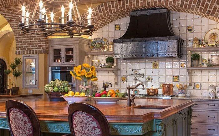Тест: кухня в каком стиле вам идеально подходит?