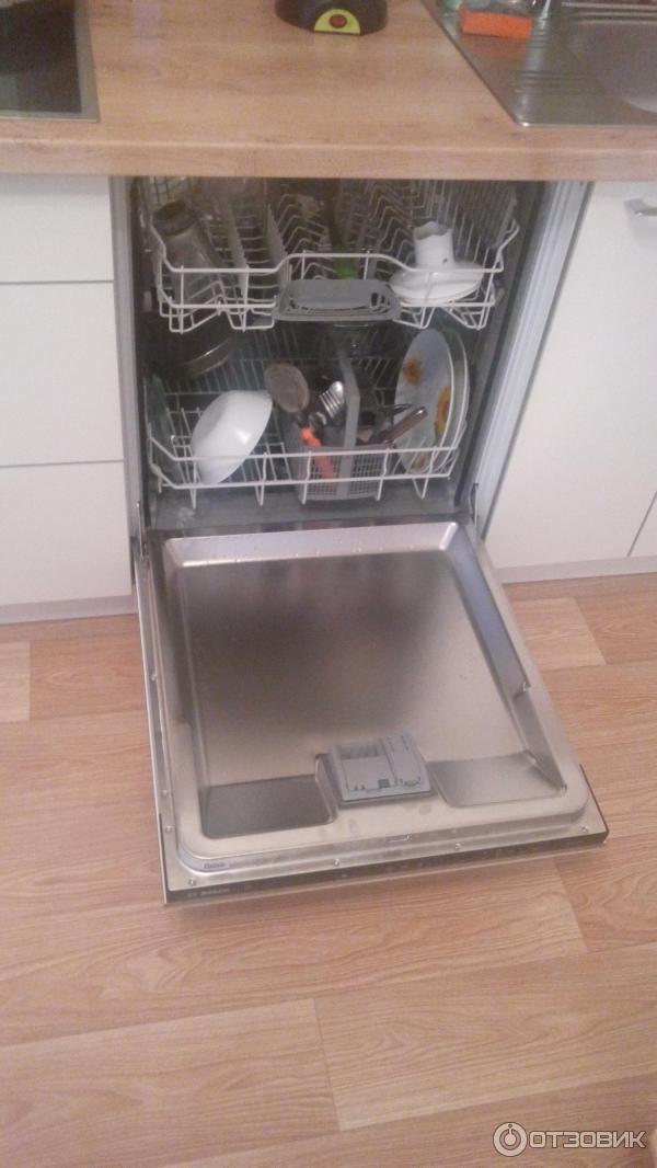 Отзывы о посудомоечной машине bosch smv23ax00r