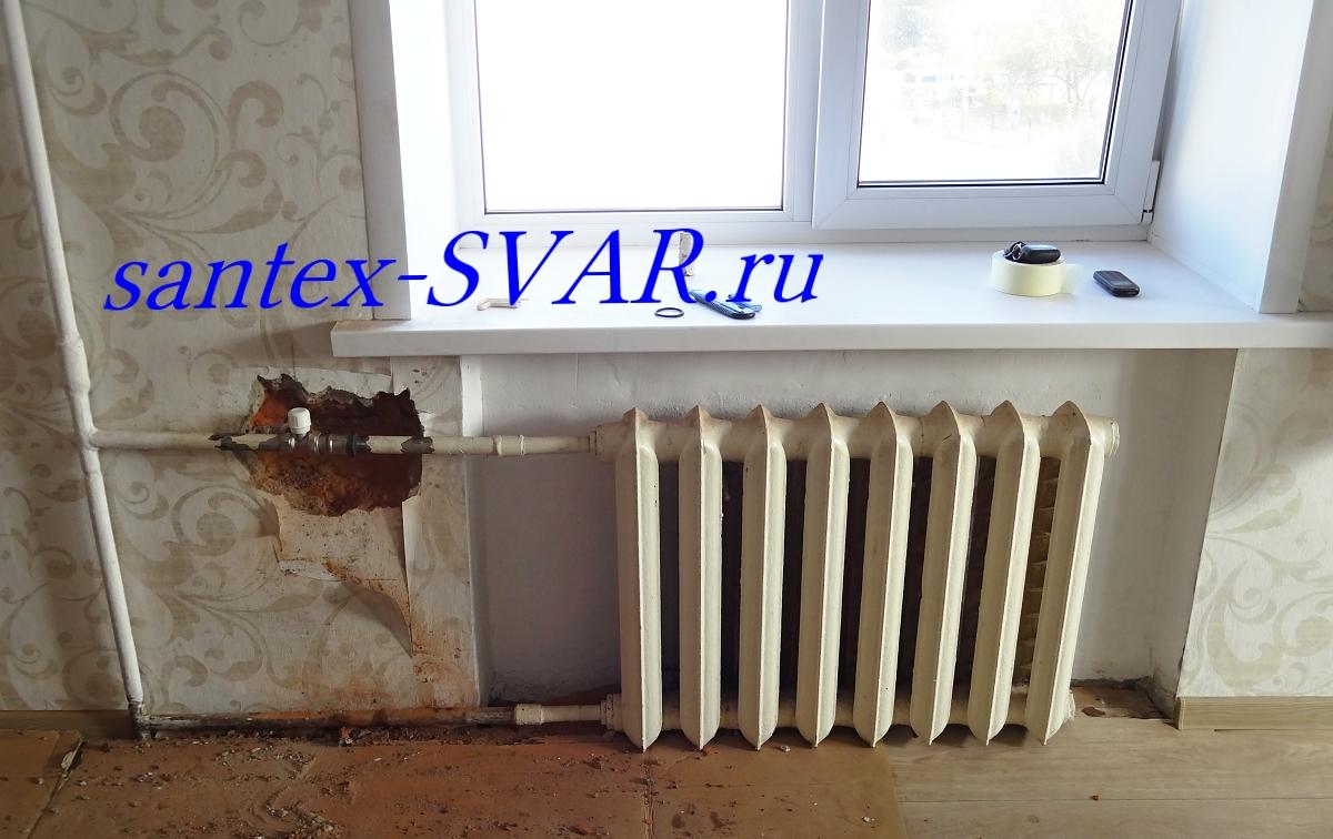 Использование каких кранов лучше для радиаторов отопления
